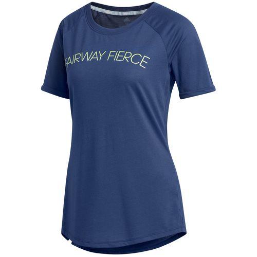adidas Women's Fairway Graphic T-Shirt