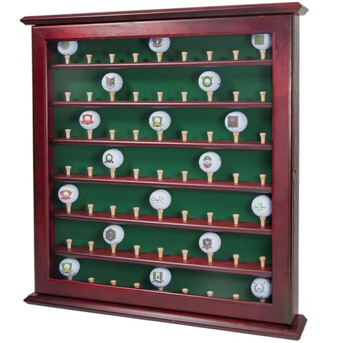 Clubhouse Collection 63 Ball Cabinet