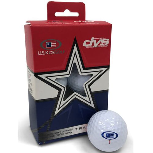 US Kids Junior's DVS Golf Balls - 6PK