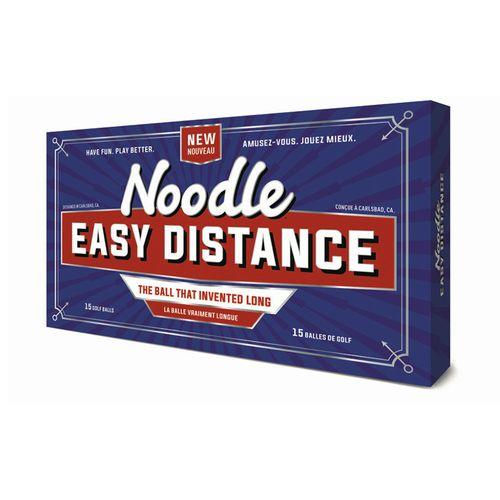 Noodle Easy Distance Golf Balls - 15PK