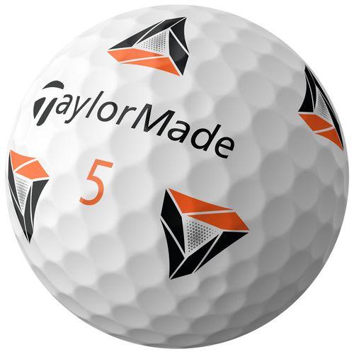 TaylorMade TP5x Pix 2.0 Golf Balls