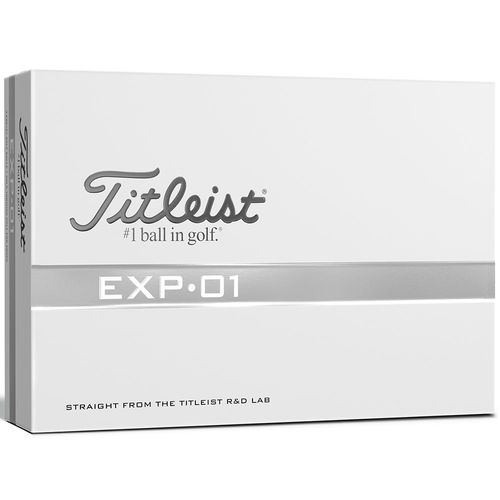 Titleist EXP-01 Golf Balls