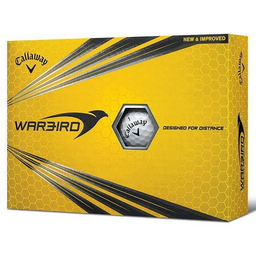 Callaway Warbird Custom Golf Balls