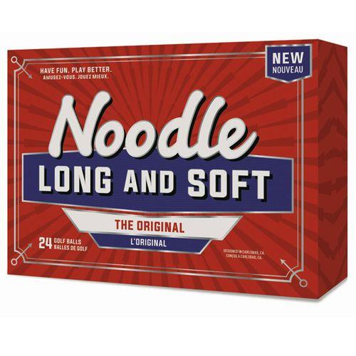 Noodle Long & Soft Golf Balls - 24PK