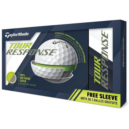 TaylorMade Tour Response Golf Balls - 15PK Season Opener Promo
