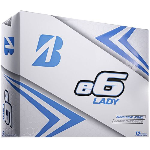 Bridgestone Women's e6 Golf Balls