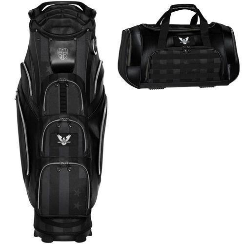Subtle Patriot Covert Cart Bag + Duffel Bag