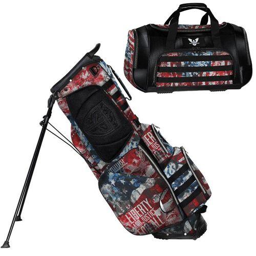 Subtle Patriot Patriot Stand Bag + Duffel Bag
