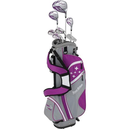 Tour Edge Women's Lady Edge Half Package Set - 8PC