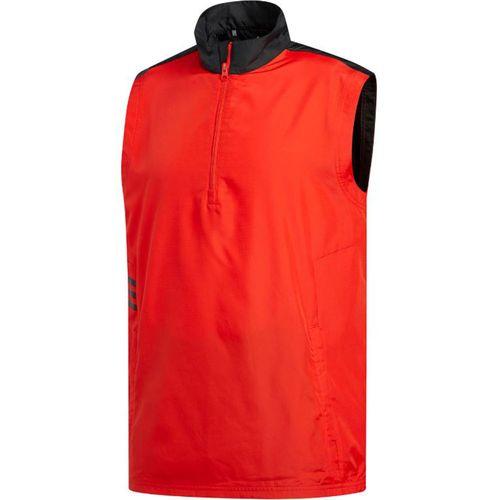 adidas Men's Essentials Wind 1/2-Zip Vest