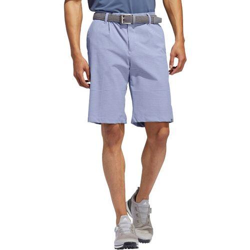 adidas Men's Ultimate 365 Gingham Plaid Shorts