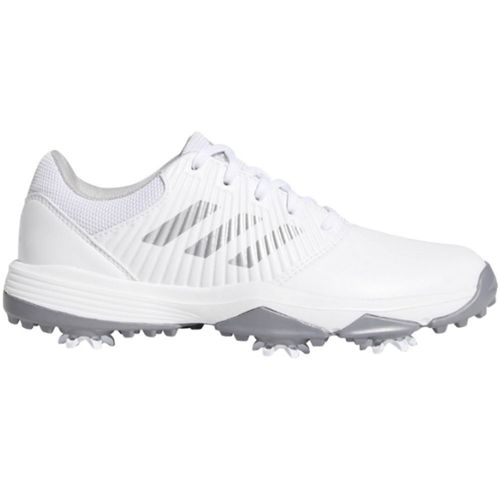 adidas Juniors' CP Traxion Golf Shoes
