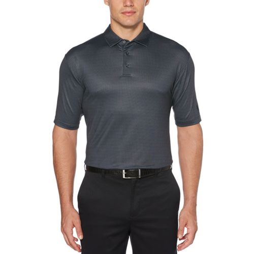 Ben Hogan Men's Gingham Printed Polo