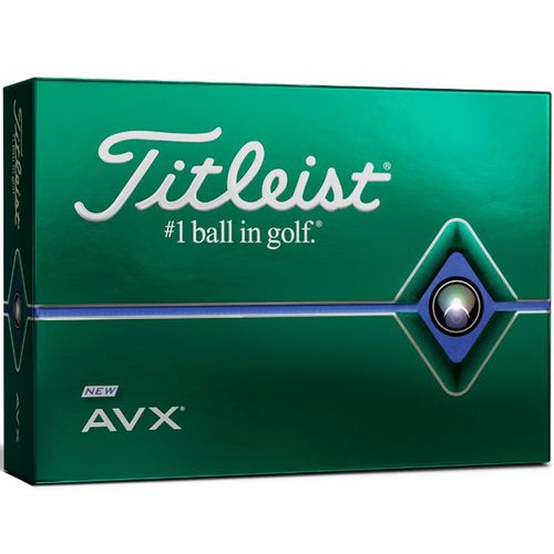 Titleist AVX Custom Golf Balls
