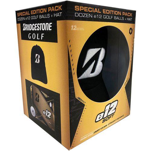 Bridgestone e12 Soft Hat Pack