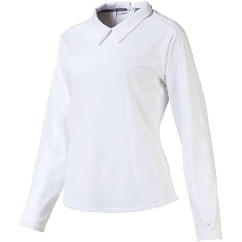 Puma-Women-s-Long-Sleeve-Pique-Polo-2077850