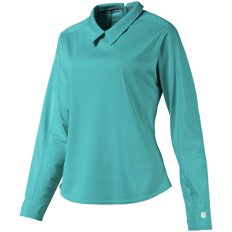Puma-Women-s-Long-Sleeve-Pique-Polo-2077860