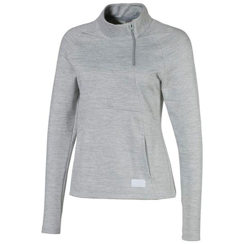 Puma-Women-s-Warm-Up-1-4-Zip-Pullover-2117514--hero