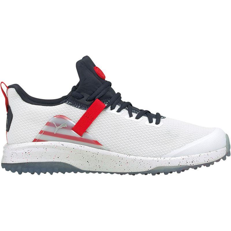 Puma-Men-s-Fusion-Evo-Stars---Stripes-Spikeless-Golf-Shoes-7000418--hero