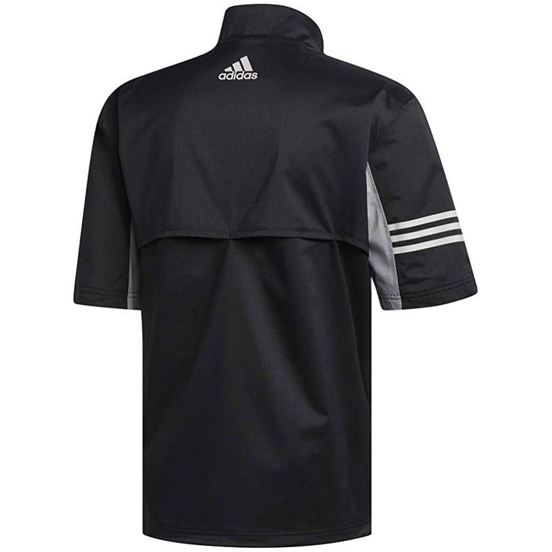 adidas-Men-s-Climaproof-Heather-Rain-Short-Sleeve-Pullover-Jacket-1124210