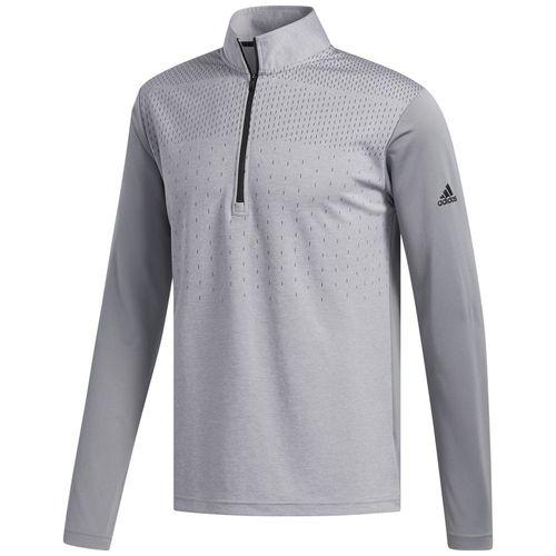 adidas Men's Lightweight Half Zip UPF Pullover