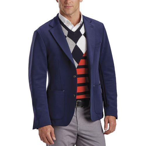 Bobby Jones Men's Rule18 Tech Jersey Blazer Jacket