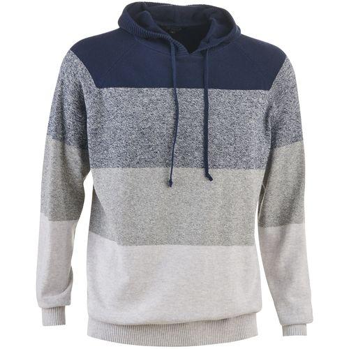 Bobby Jones Men's Cotton Wool Ombre Hoodie
