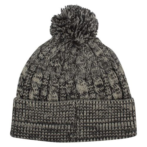 Ahead Heathered Cable Knit Aspen Hat