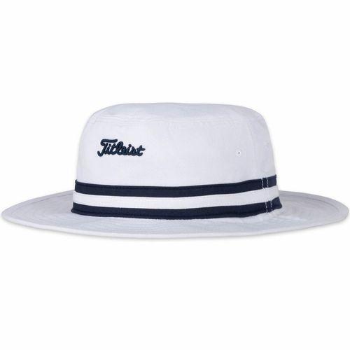 Titleist Men's Cotton Stripe Bucket Hat