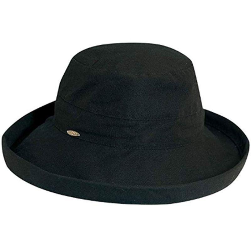 Dorfman-Pacific-Women-s-Cotton-Upturn-Sun-Hat-862385