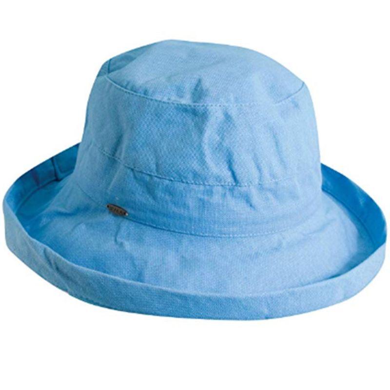 Dorfman-Pacific-Women-s-Cotton-Upturn-Sun-Hat-862385--hero