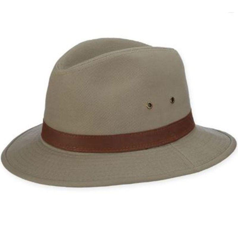 Dorfman-Pacific-Men-s-Twill-Safari-Hat-917499--hero