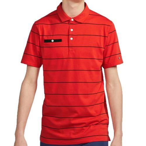 Nike Men's Dri-Fit Striped Player Polo
