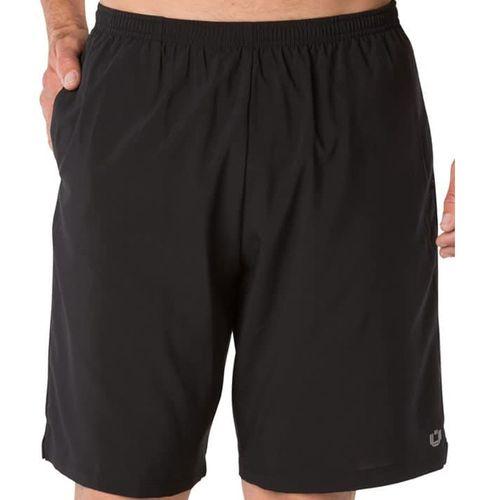 Ibkul Men's Solid Active Shorts