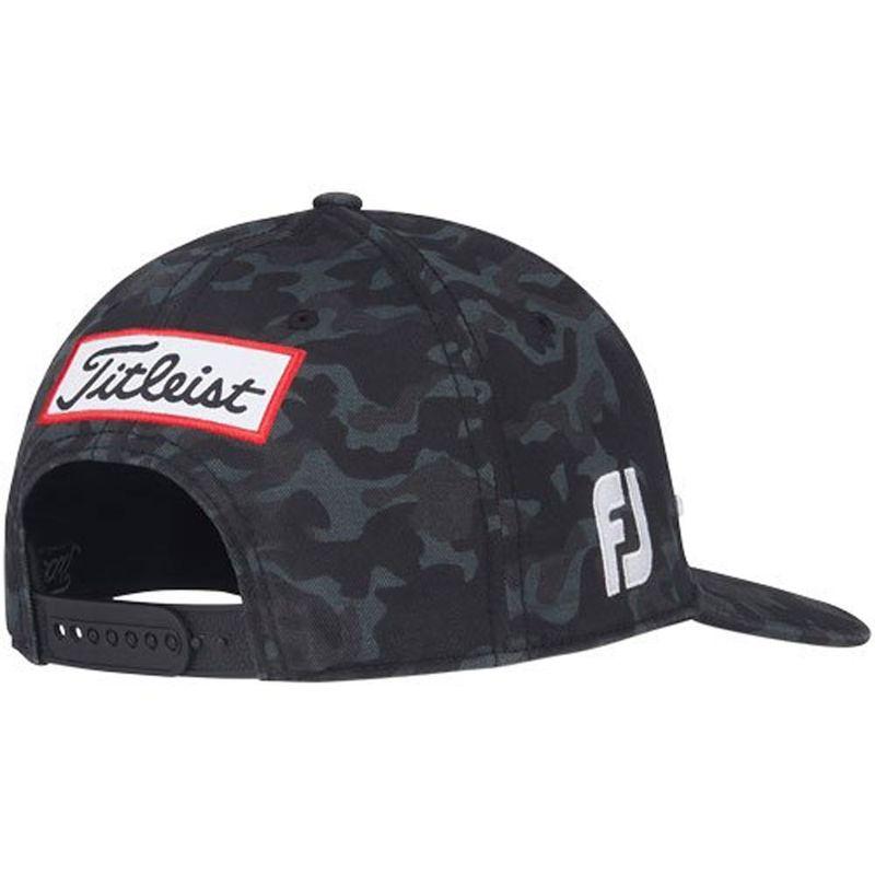 Titleist-Black-Camo-Tour-Cotton-Semi-Curve-Hat-6006856