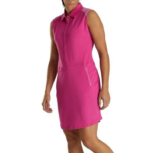 FootJoy Women's Sleeveless Pique Dress
