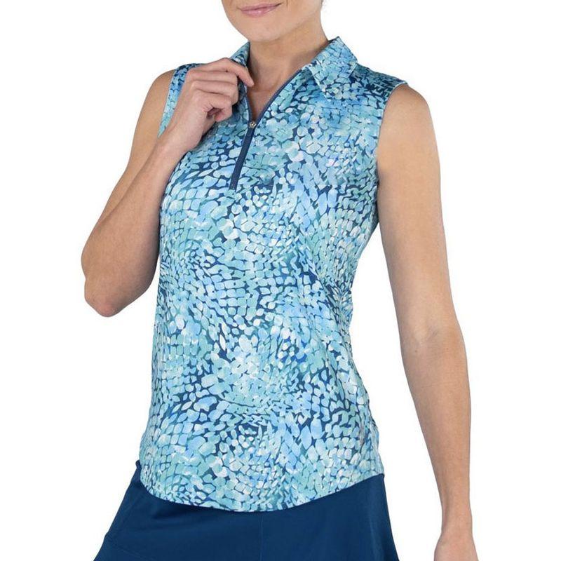 JoFit-Women-s-Printed-Sleeveless-Polo-3004831