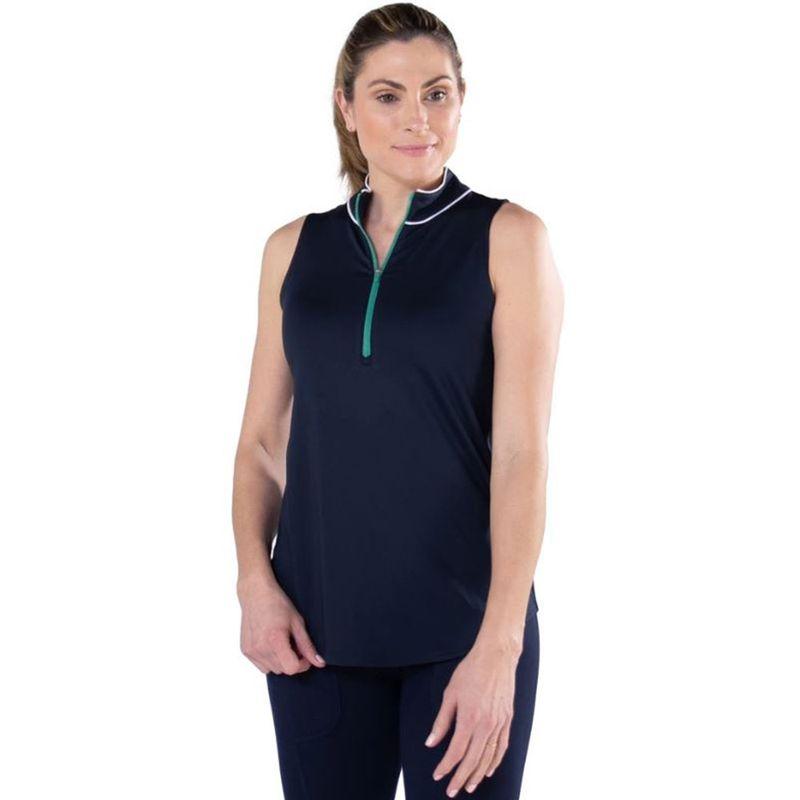 JoFit-Women-s-Cutaway-Tipsy-Mock-Sleeveless-Polo-3004843