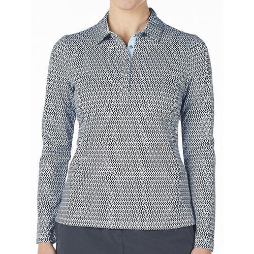 Nivo Women's Charlotte Long Sleeve Polo