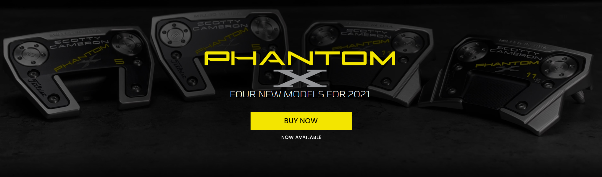 Scotty Cameron Phantom X Buy Now