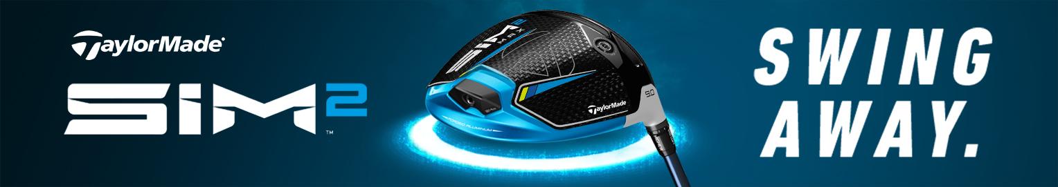 Taylormade Sim golf driver black