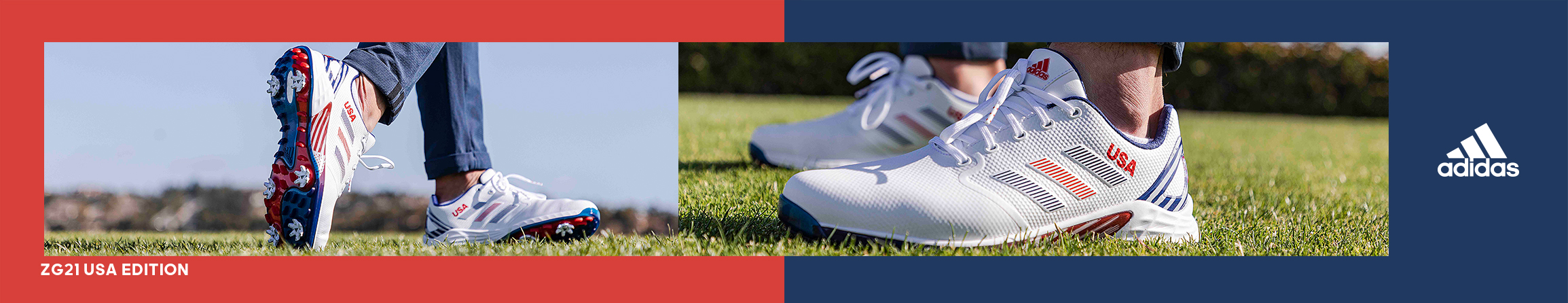Adidas ZG21 USA edition