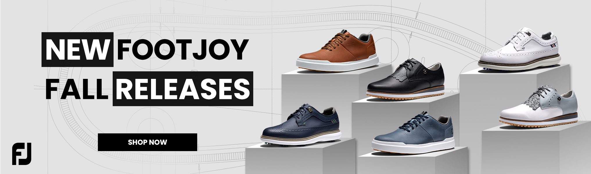 Footjoy fall launches