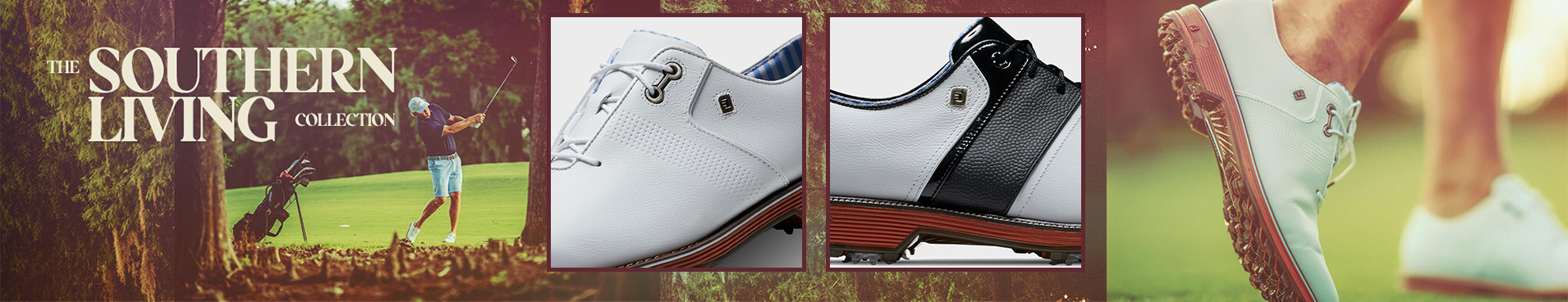 Footjoy Southern Living Collection