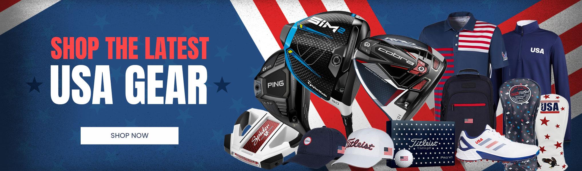 Shop the latest USA Gear