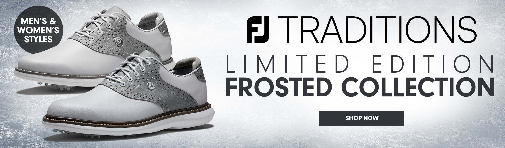 FJ Limited Edition Frosted Collection