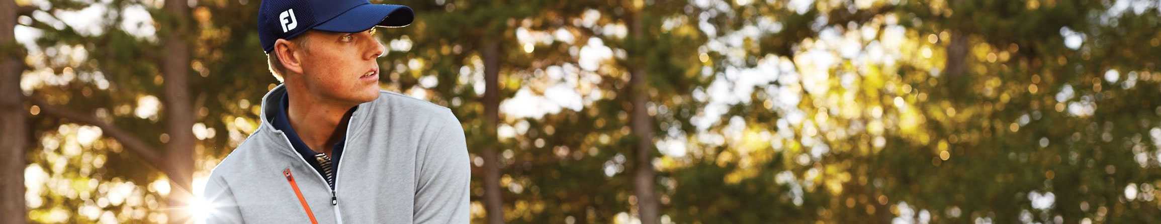 Dustin Johnson wearing Adidas Apparel